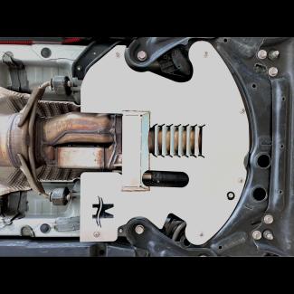 Stainless Steel MILLERCAT 2011-2017 Lexus CT 200h Cat Shield